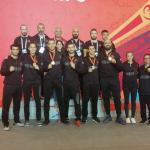World Wushu championship Shanghai 2019 cover