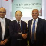 President Dr. georges NSEIR elected as executive board member in the Asian wushu Federation cover